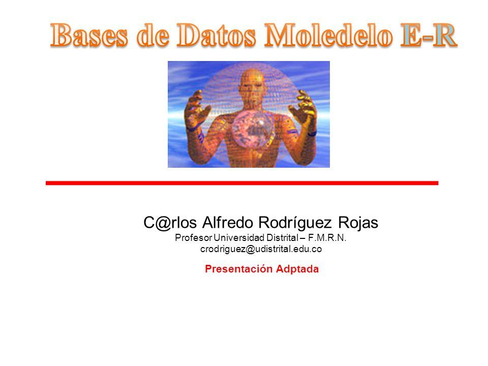 Bases de Datos Moledelo E-R