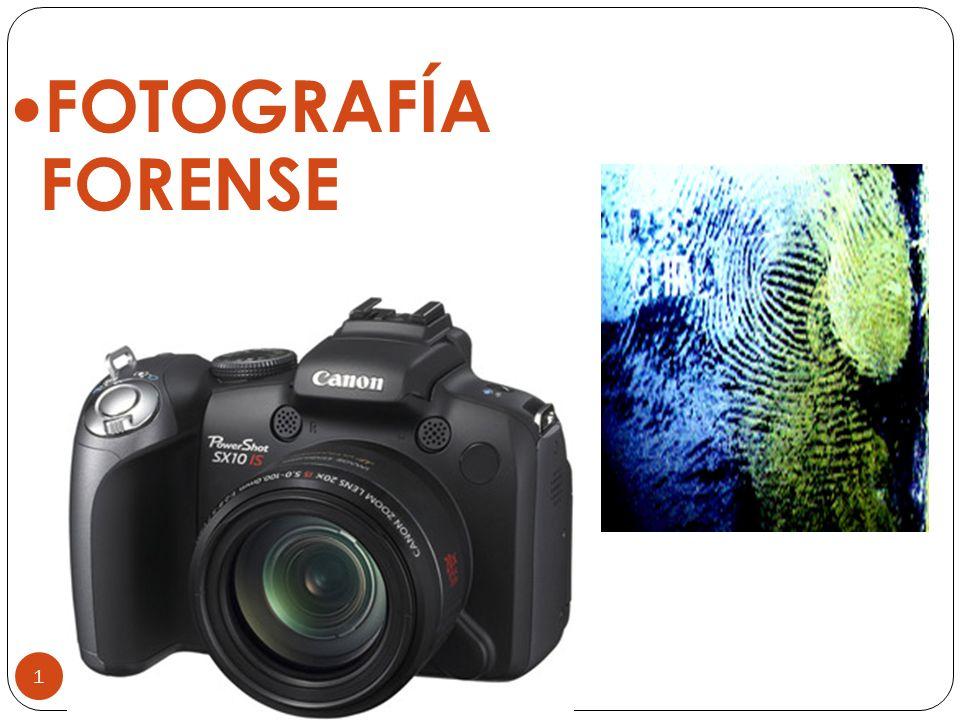 FOTOGRAFÍA FORENSE FOTOGRAFIA FORENSE / ALFREDO MUÑOZ