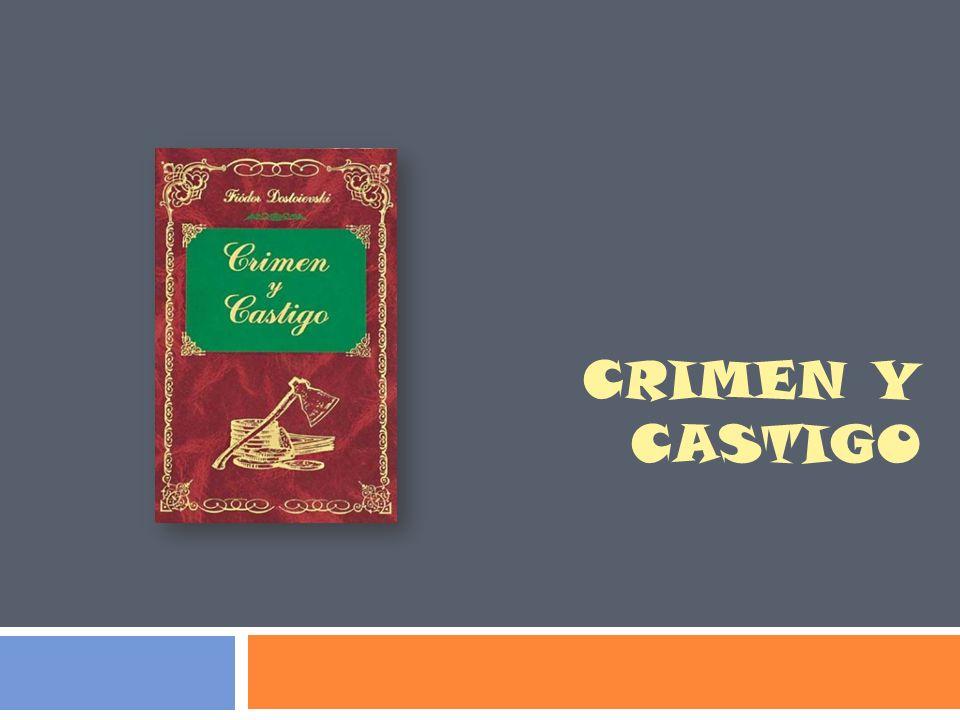 Crimen y castigo