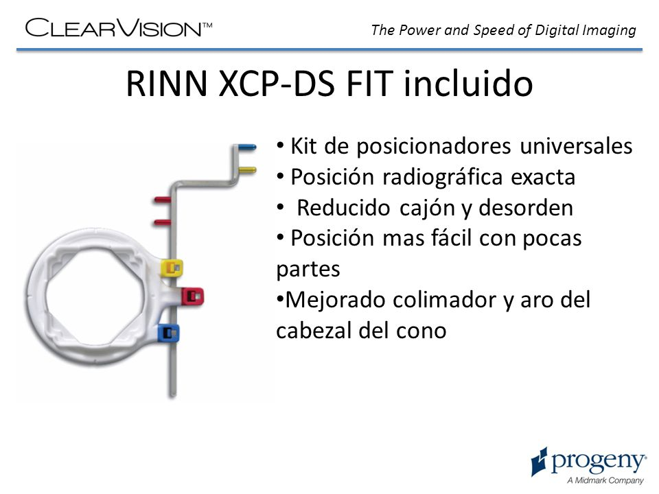 RINN XCP-DS FIT incluido