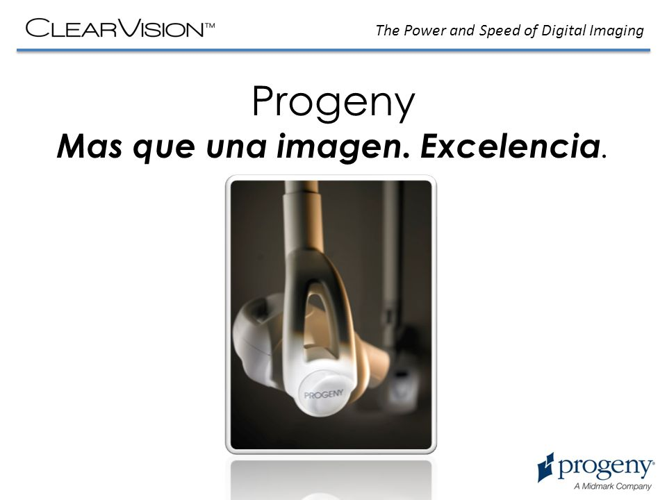 Progeny Mas que una imagen. Excelencia.