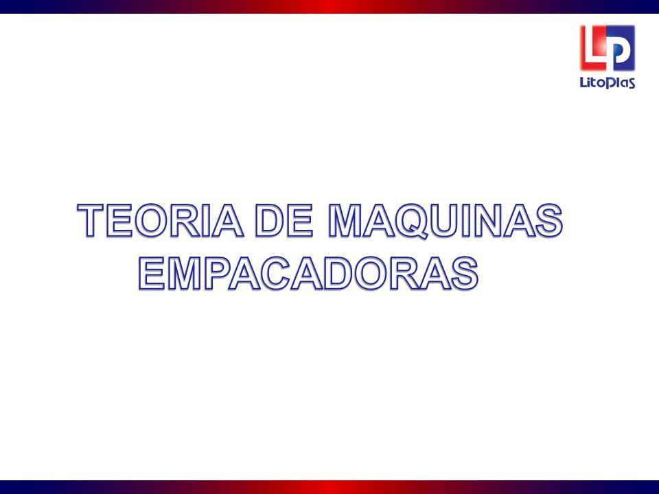 TEORIA DE MAQUINAS EMPACADORAS
