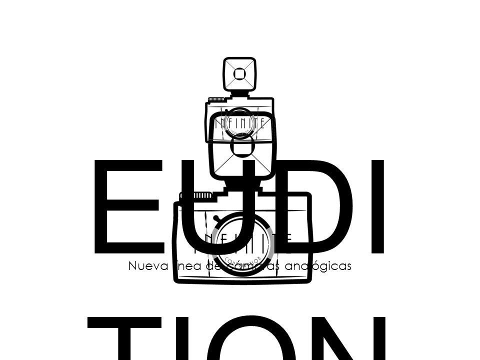 EUDITION Nueva línea de cámaras analógicas