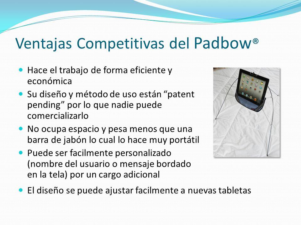 Ventajas Competitivas del Padbow®