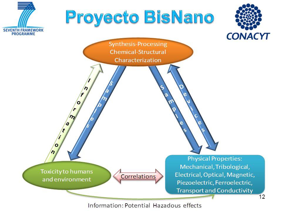 Proyecto BisNano