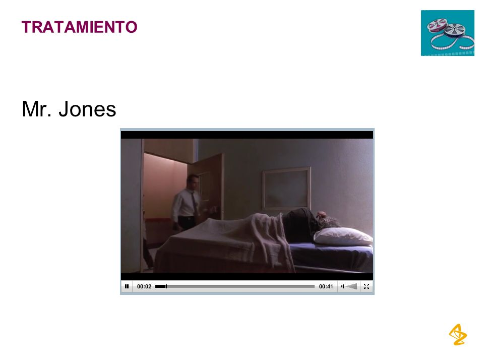 TRATAMIENTO Mr. Jones