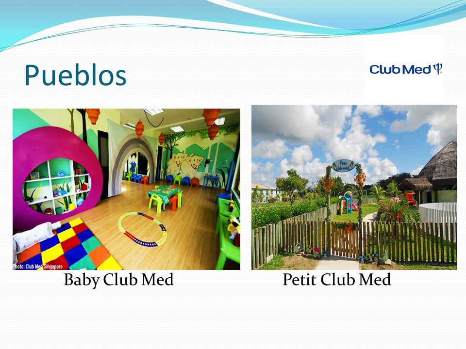 Pueblos Baby Club Med Petit Club Med
