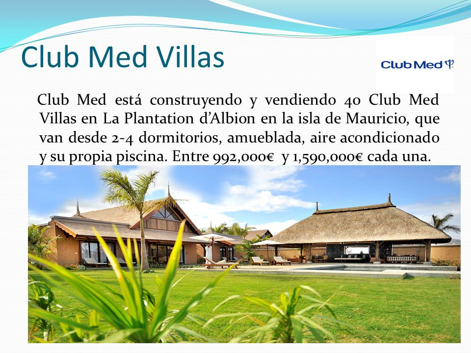 Club Med Villas