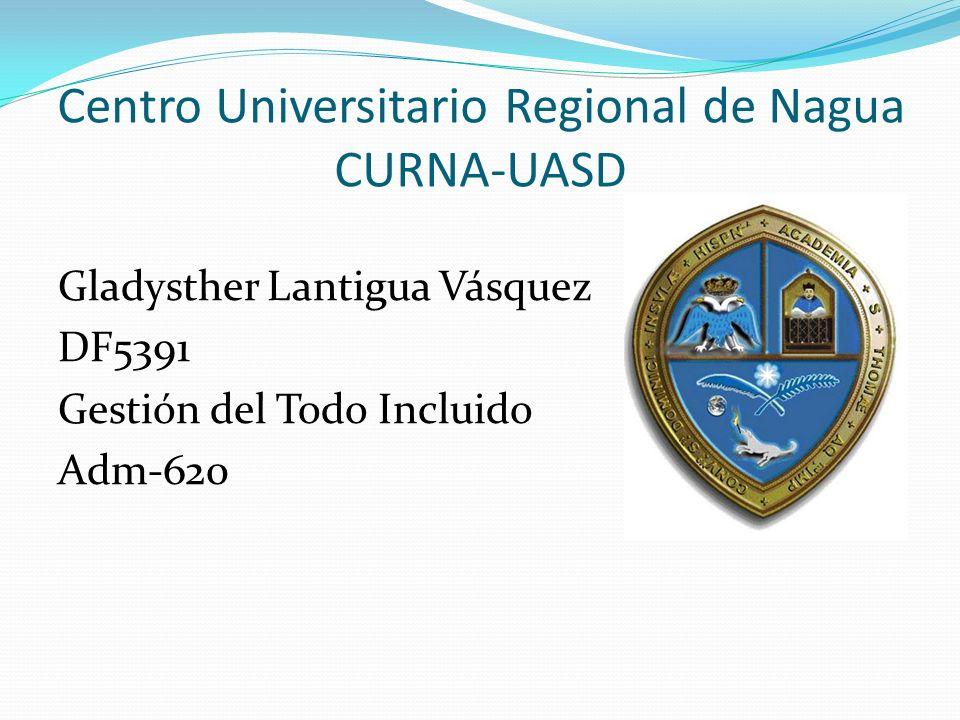 Centro Universitario Regional de Nagua CURNA-UASD