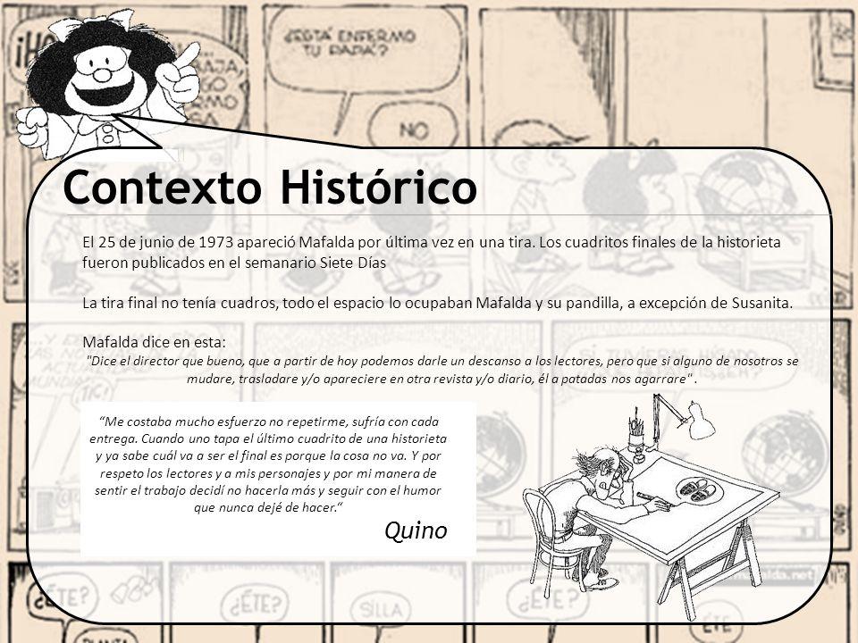 Contexto Histórico Quino