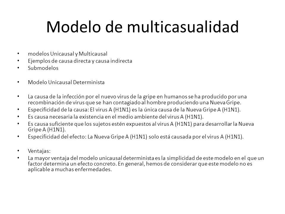 Modelo de multicasualidad