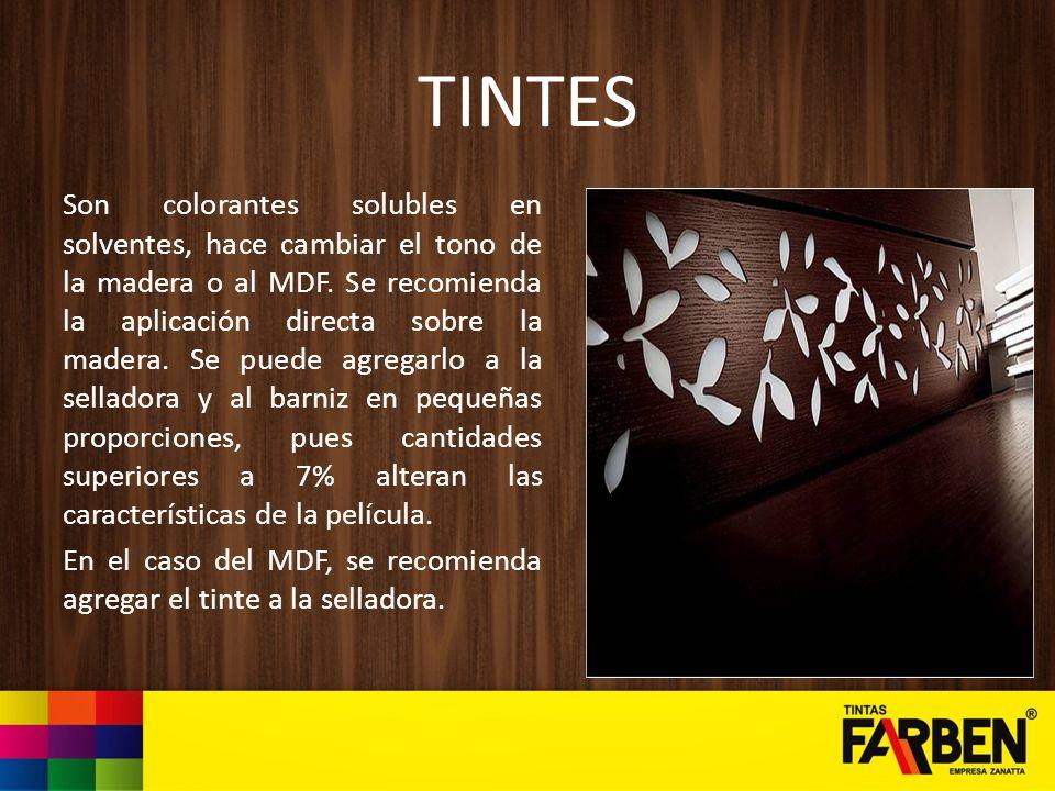 TINTES