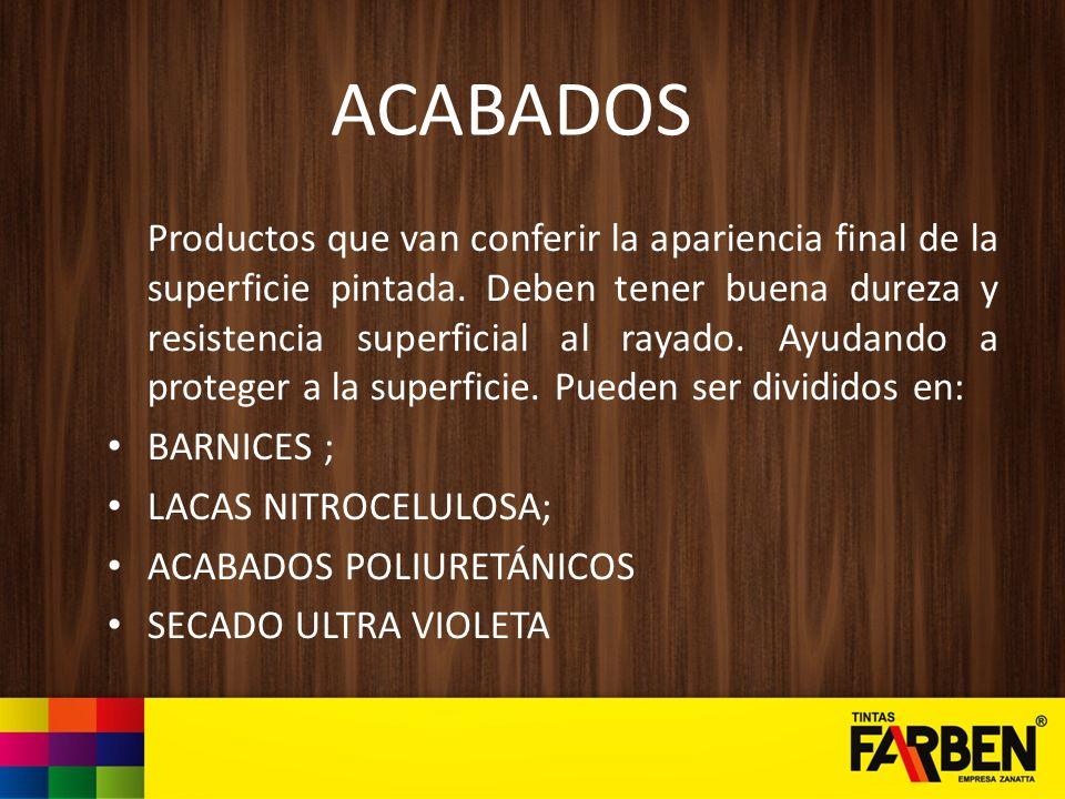 ACABADOS