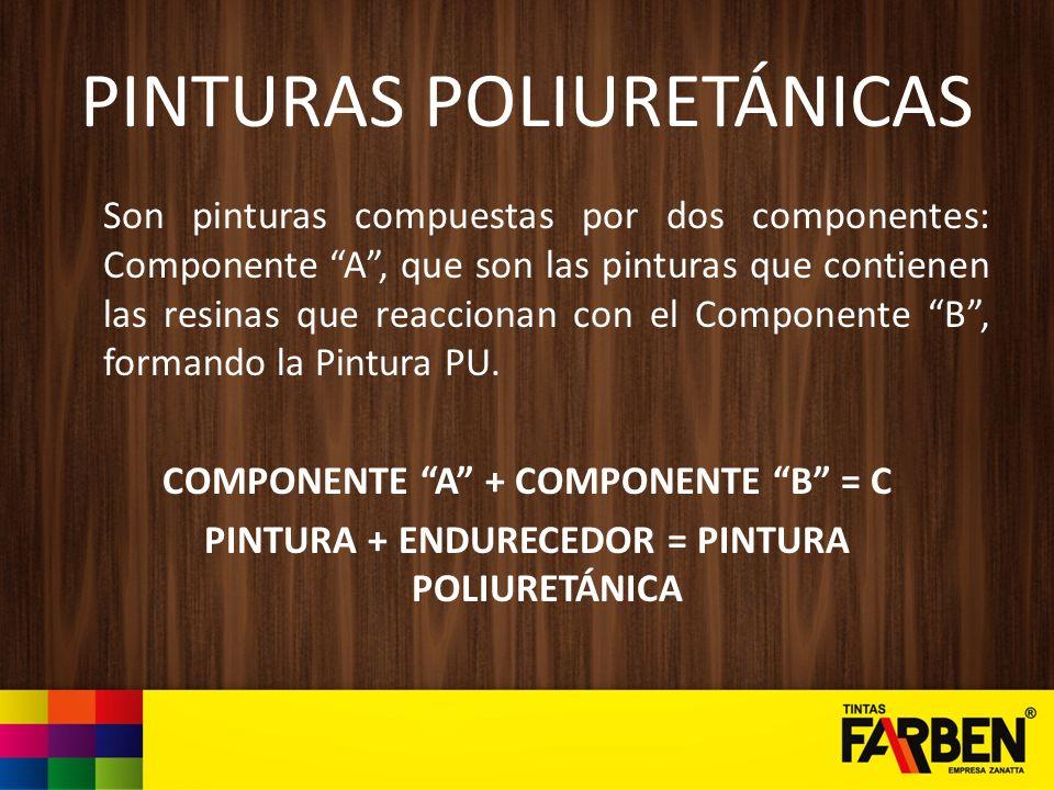 PINTURAS POLIURETÁNICAS