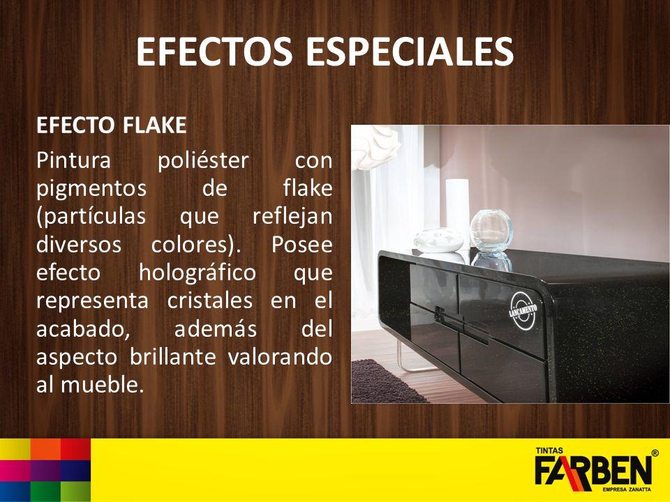 EFECTOS ESPECIALES EFECTO FLAKE