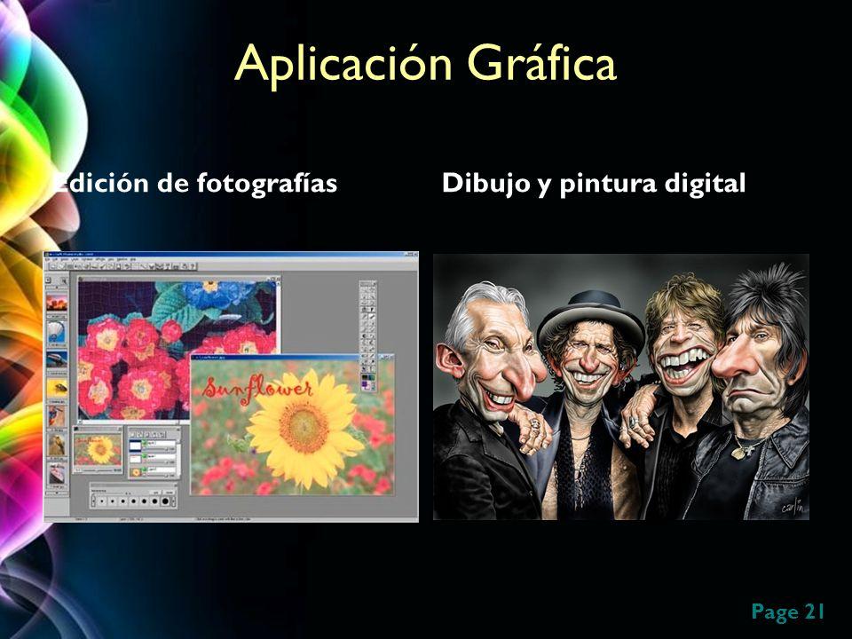 Aplicación Gráfica Edición de fotografías Dibujo y pintura digital