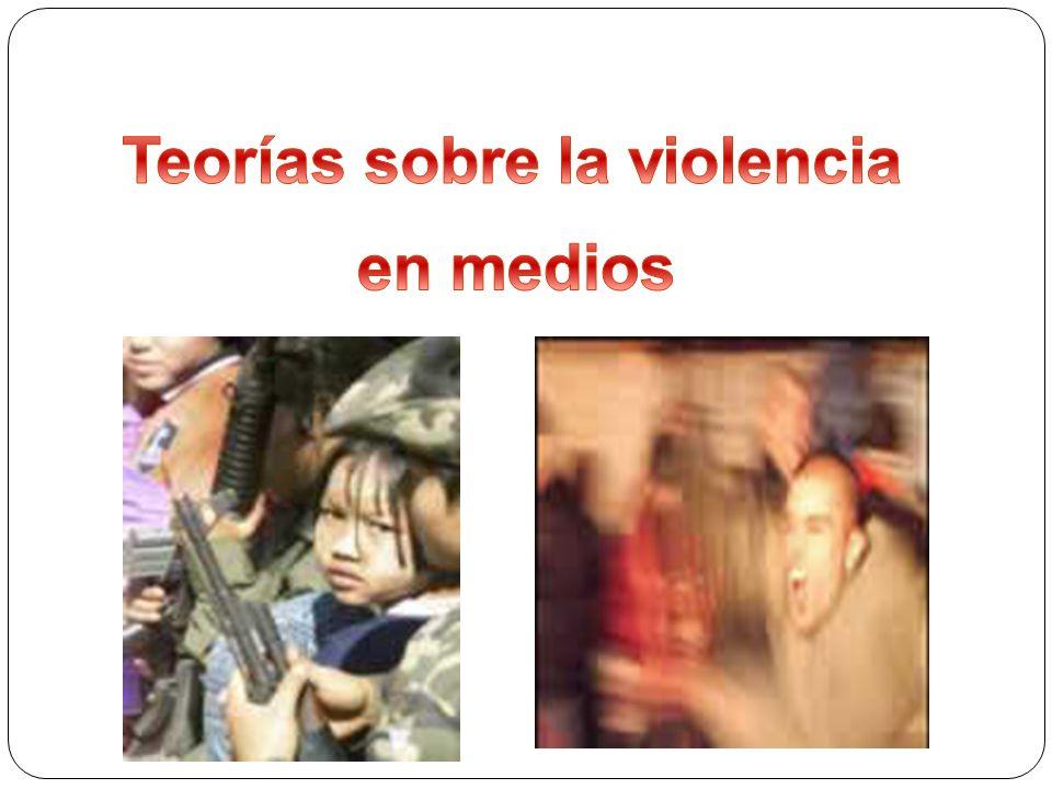 Teorías sobre la violencia