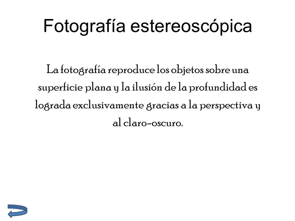 Fotografía estereoscópica