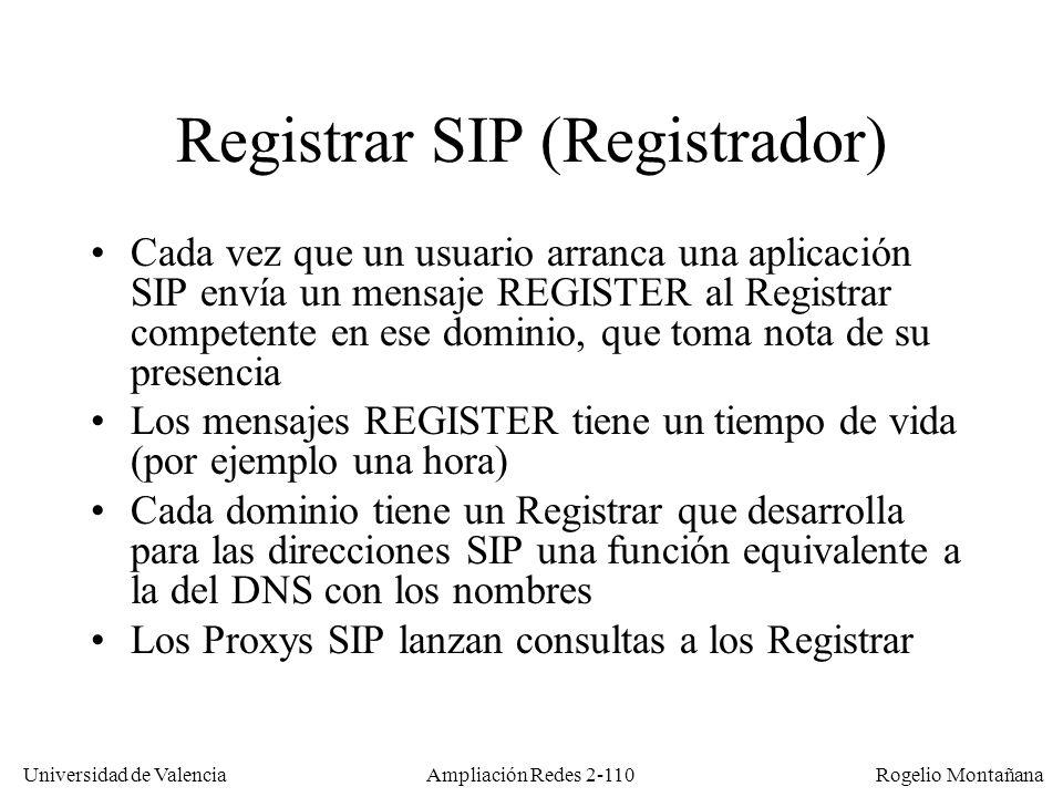 Registrar SIP (Registrador)