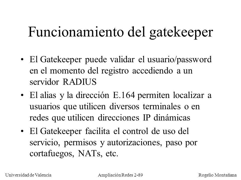 Funcionamiento del gatekeeper