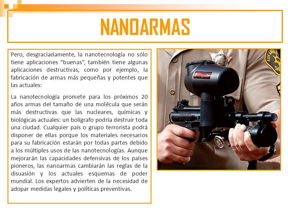 NANOARMAS