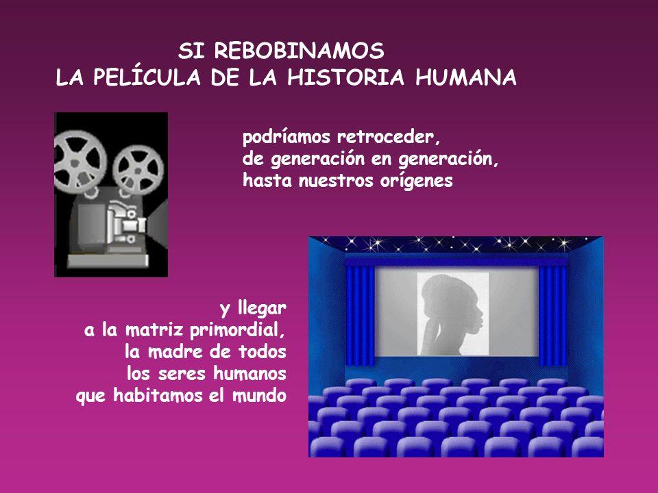 LA PELÍCULA DE LA HISTORIA HUMANA