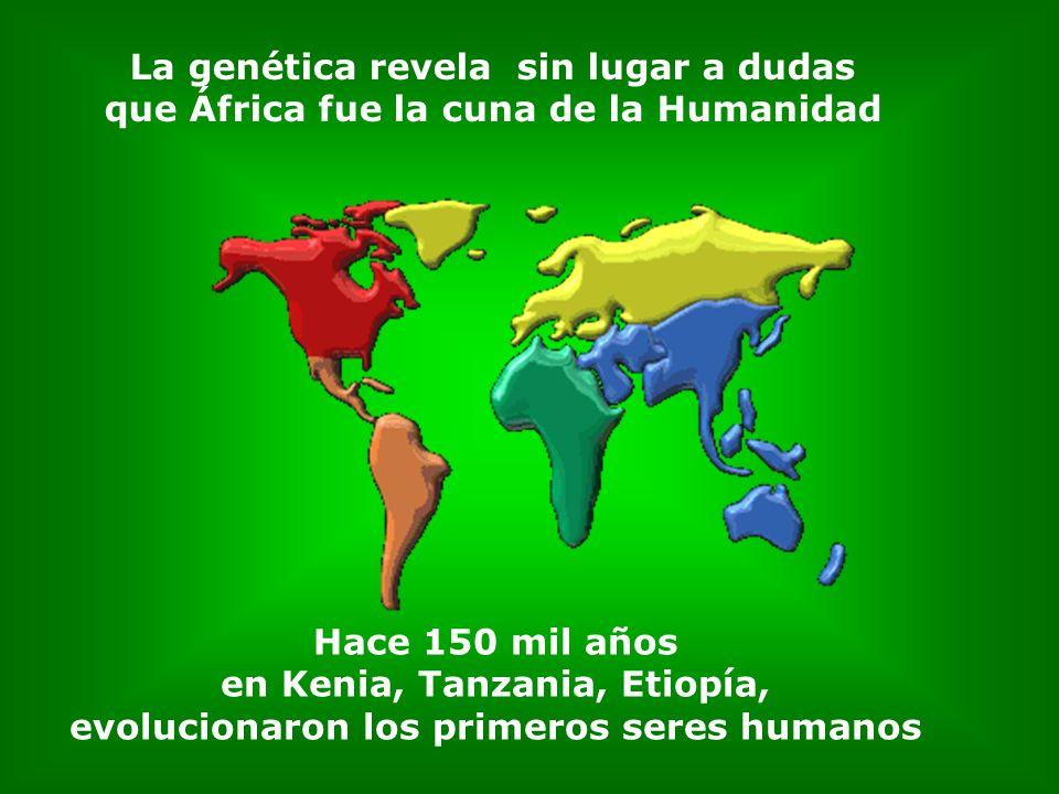 La genética revela sin lugar a dudas