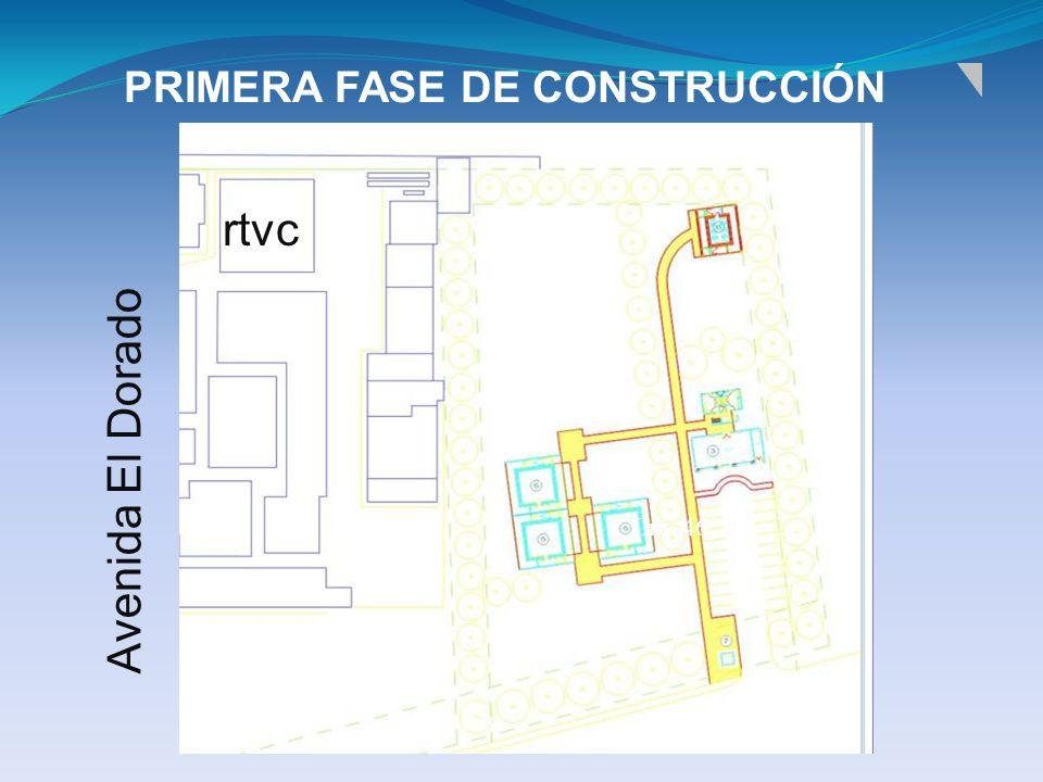 PRIMERA FASE DE CONSTRUCCIÓN