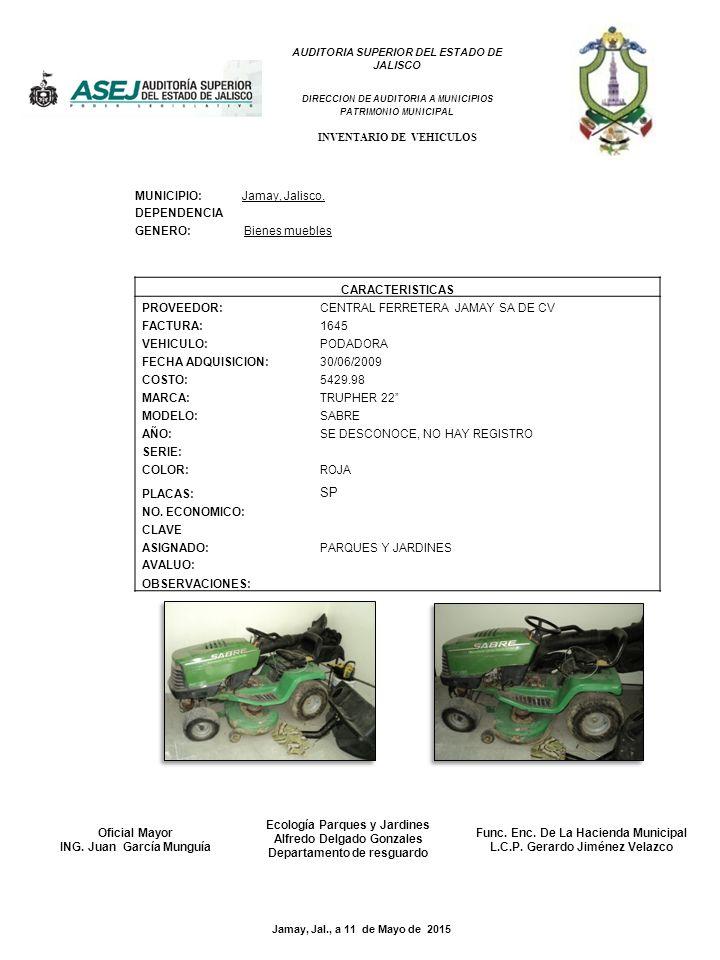 2009 jr40148 municipio jamay jalisco dependencia ppt for Registro de bienes muebles central