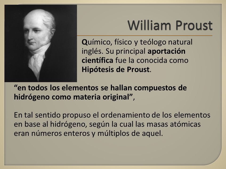 Tabla periodica william proust choice image periodic table and tabla periodica william proust image collections periodic table tabla periodica william proust image collections periodic table urtaz Image collections