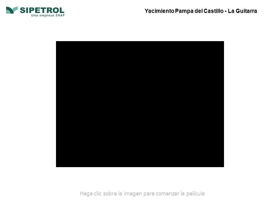 Yacimiento Pampa del Castillo - La Guitarra