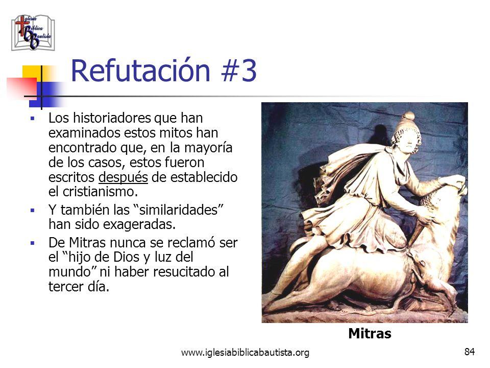 Refutación #3