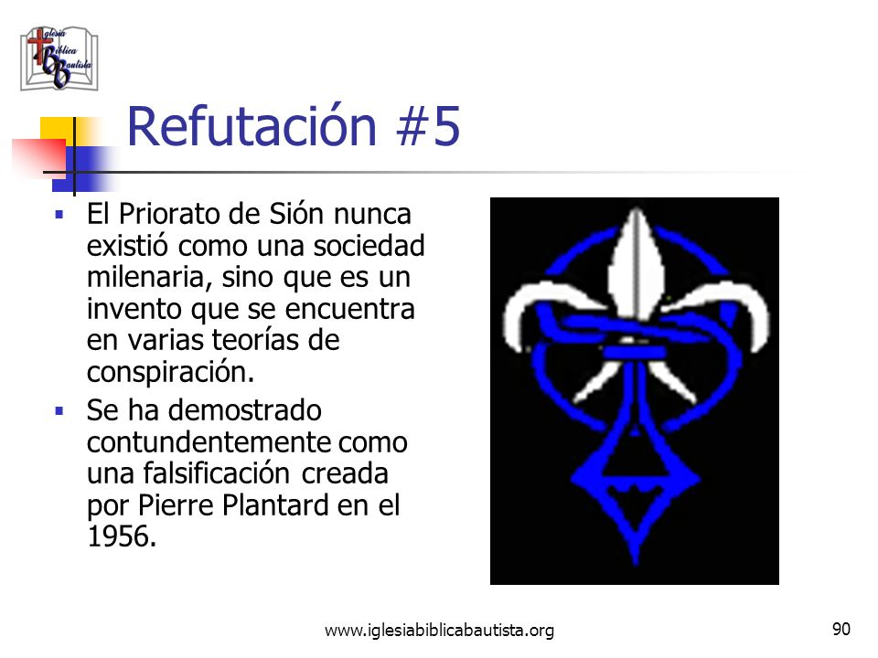 Refutación #5