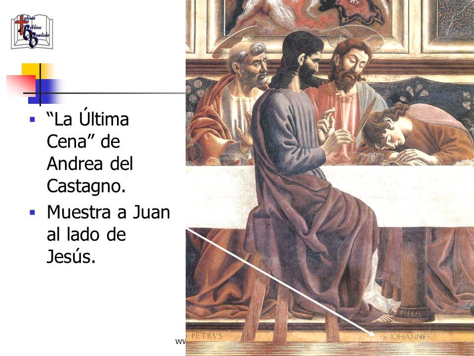 La Última Cena de Andrea del Castagno.