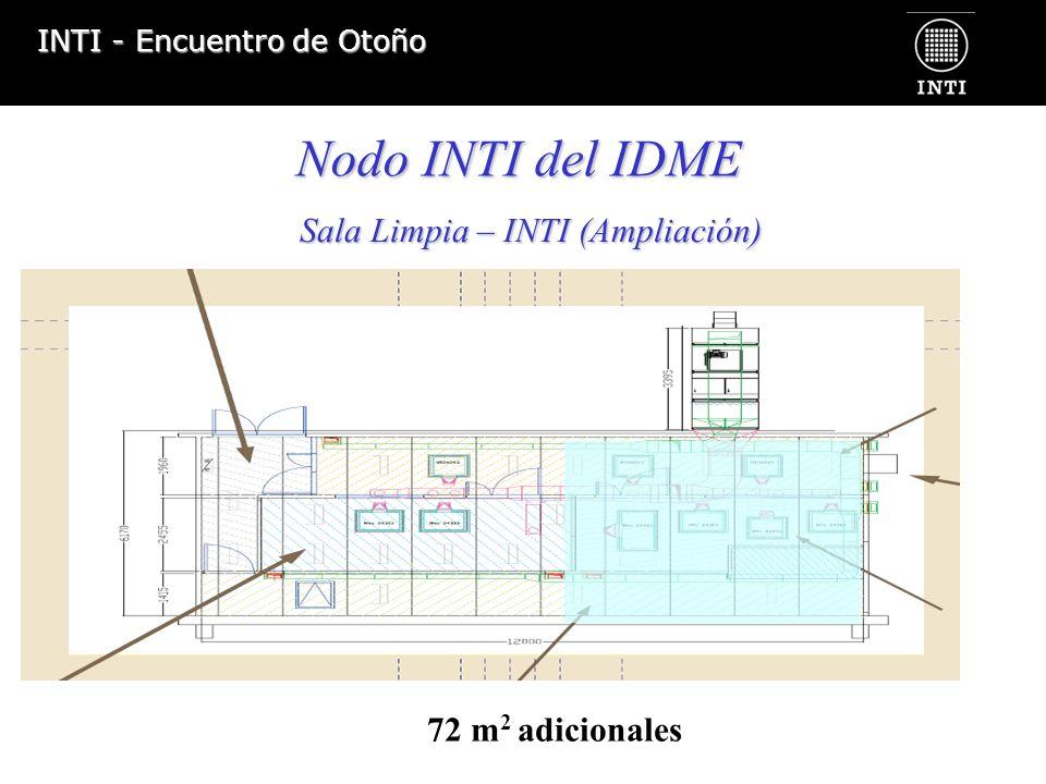 Sala Limpia – INTI (Ampliación)