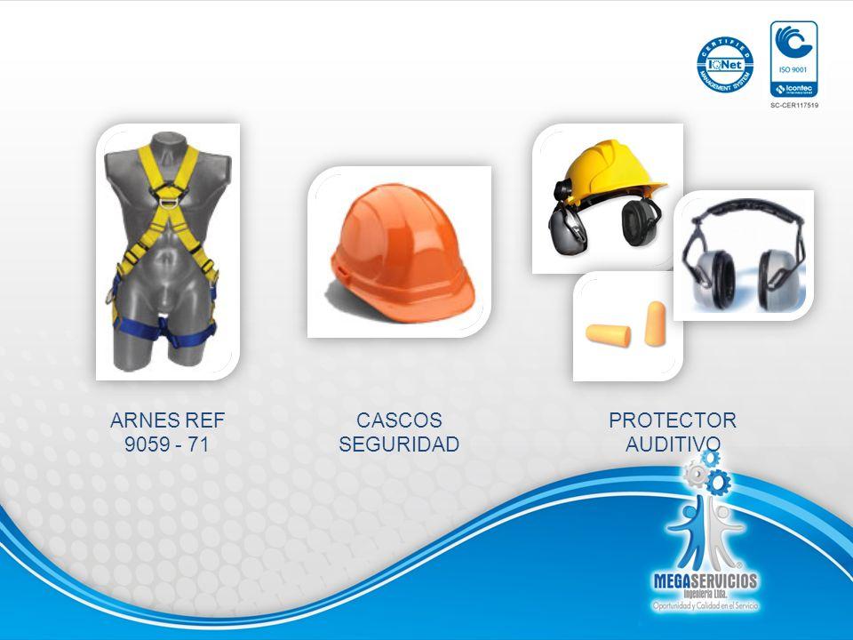 ARNES REF 9059 - 71 CASCOS SEGURIDAD PROTECTOR AUDITIVO