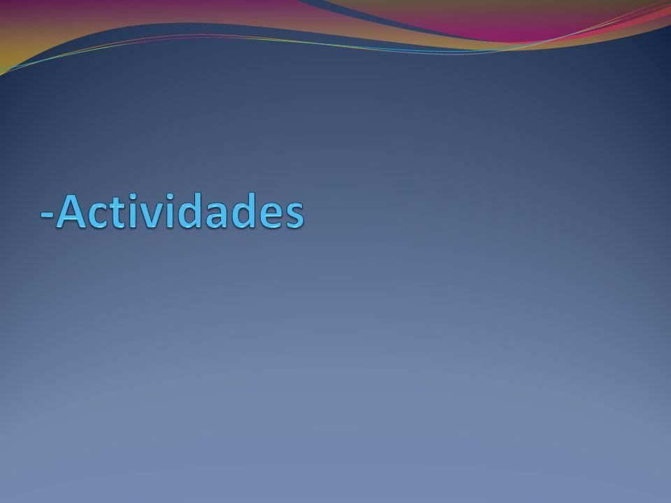-Actividades