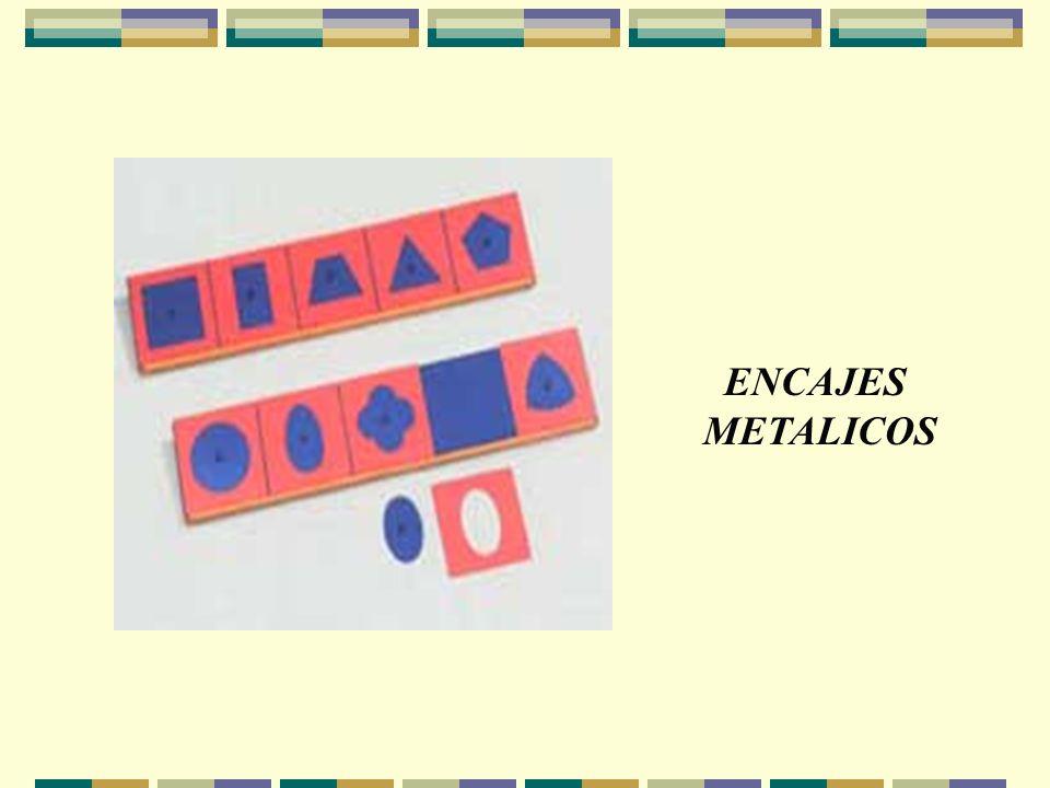 ENCAJES METALICOS
