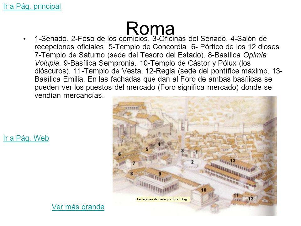 Ir a Pág. principal Roma.