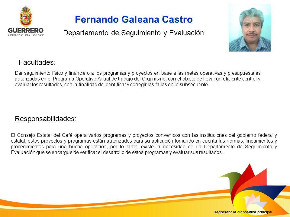 Fernando Galeana Castro