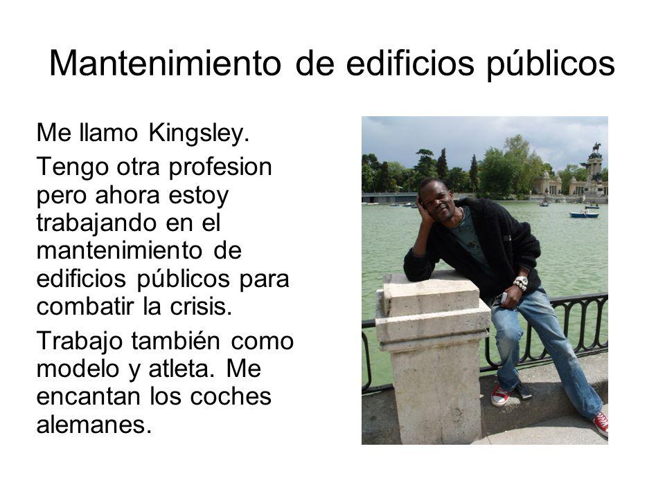 Mantenimiento de edificios públicos