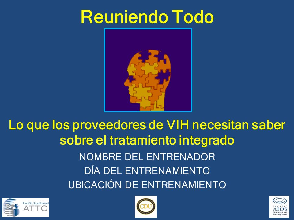 UBICACIÓN DE ENTRENAMIENTO