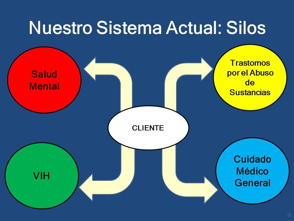 Nuestro Sistema Actual: Silos