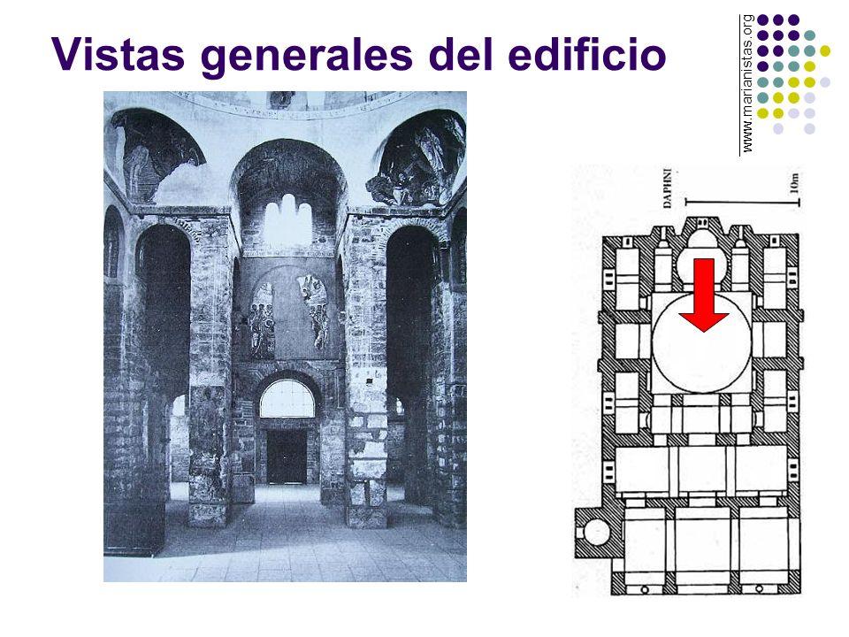 Vistas generales del edificio