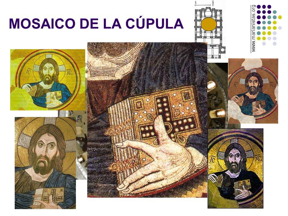 MOSAICO DE LA CÚPULA www.marianistas.org