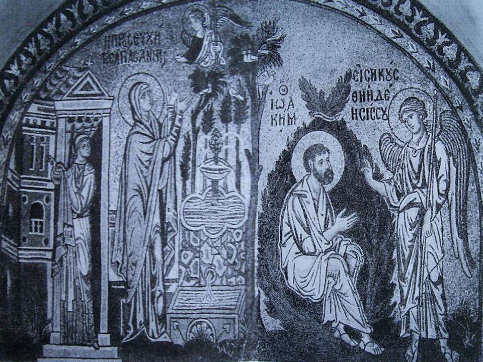 CICLO SOBRE LA VIRGEN Presentación de la Virgen en el Templo