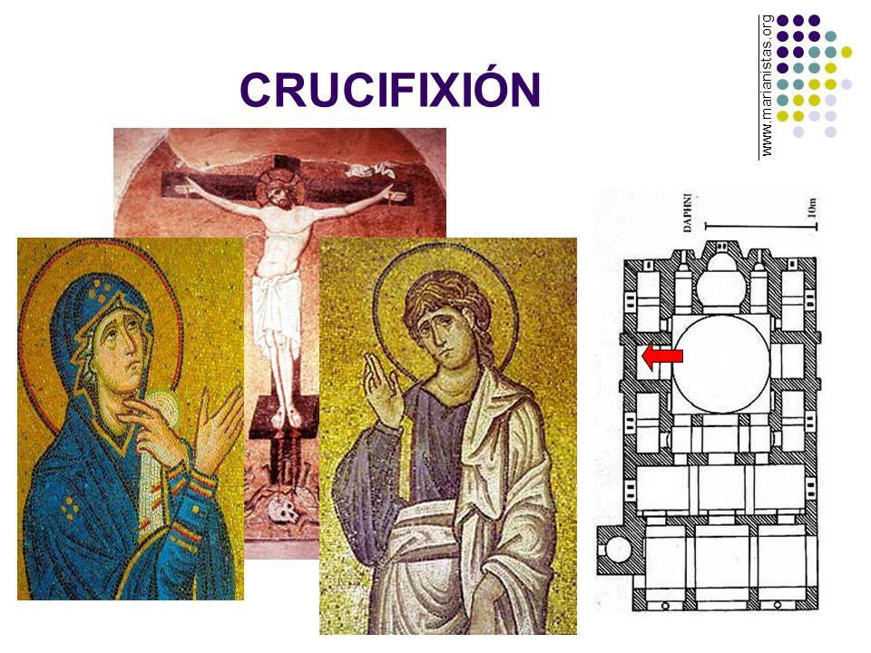 CRUCIFIXIÓN www.marianistas.org