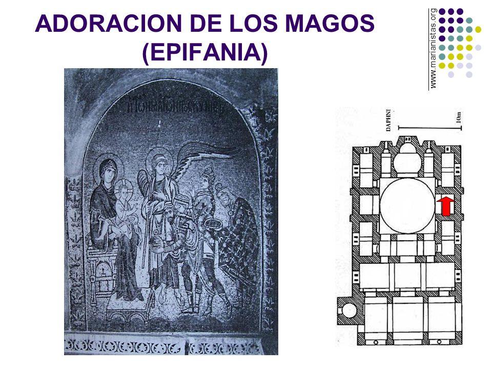 ADORACION DE LOS MAGOS (EPIFANIA)