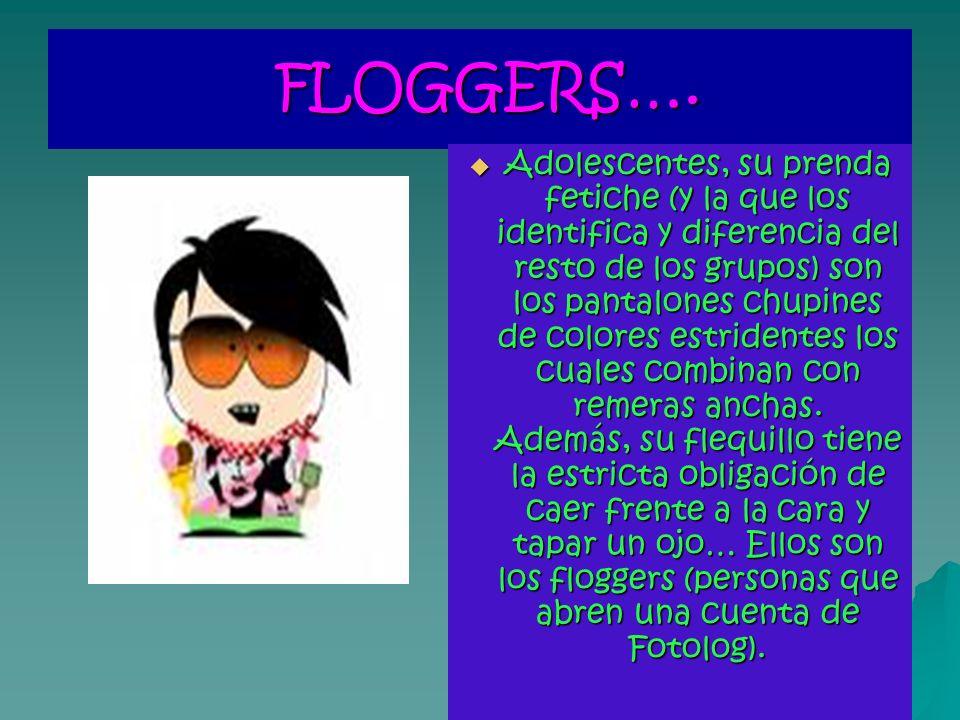 FLOGGERS….