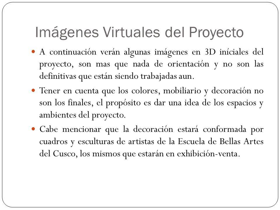 Imágenes Virtuales del Proyecto
